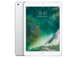 "Apple iPad 9.7"" (2017) Wi-Fi 32GB - Silver tablet pc (MP2G2HC/A)"