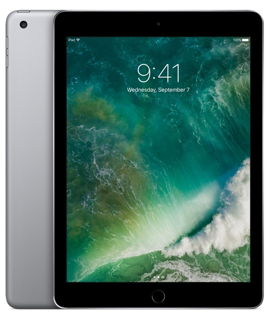 "Apple iPad 9.7"" (2017) Wi-Fi 32GB - Space Grey tablet pc (MP2F2HC/A)"