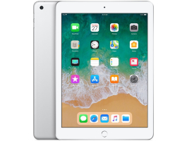 "Apple iPad 6 9,7"" (2018) 128 GB Cellular ezüst tablet"