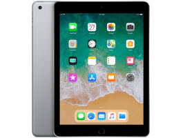 "Apple iPad 6 9,7"" (2018) 128 GB Cellular asztroszürke tablet"