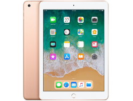 "Apple iPad 6 Wi-Fi 128GB - Gold (2018) 9.7"" tablet"