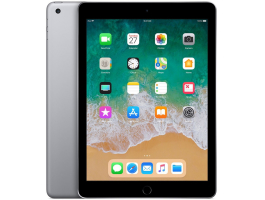 "Apple iPad 6 Wi-Fi 32GB - Space Grey (2018) 9.7"" tablet"