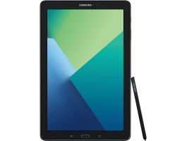 Samsung Galaxy TabA 10.1 (SM-P580) 16GB S-Pen fekete Wi-Fi tablet (SM-P580NZKAXEH)
