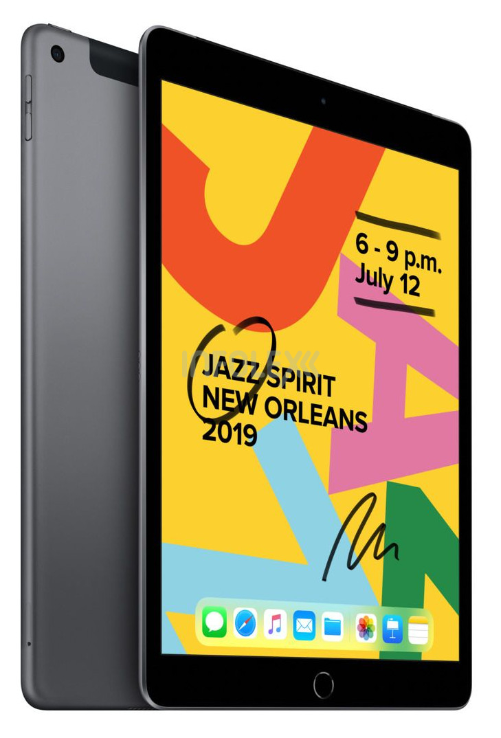 "Apple 10,2"" Ipad (2019) 32GB Wi-Fi + Cellular Asztroszürke"