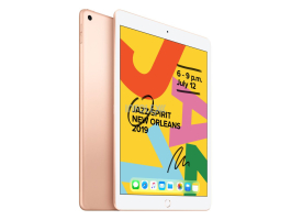 "Apple 10,2"" Ipad (2019) 128GB Wi-Fi Arany"