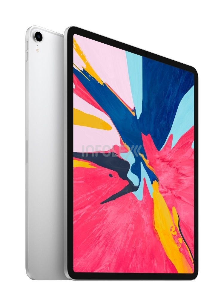 "Apple iPad Pro 12,9"" 64GB Wi-Fi Cell (2018) Silver tablet (MTHP2)"