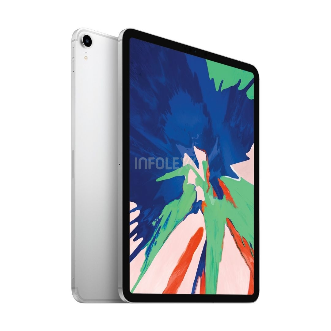 "Apple 11"" iPad Pro 512GB WiFi (ezüst) tablet (MTXU2)"